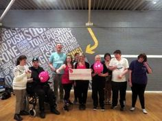 National Lottery funding boost for DanceSyndrome! National Lottery, Disability, Dancer, Led, Inspired, Dancers