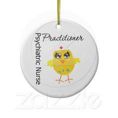Psychiatric Nurse Practitioner Chick