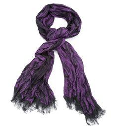Purple scarf!!