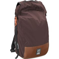 ✚ Walk along many paths ✚ Check out Chrome's Rustic Cardiel ORP Backpack, light weight and roll-top.