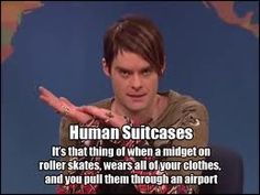 stefon -one of my favorite SNL charactors