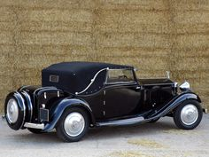 Rolls-Royce 20/25 HP Drophead Coupe '1932