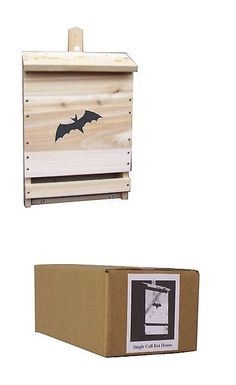 Bat And Erfly Houses 43532 Stovall 3k Single Cell House Kit