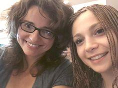 Con @Anna Covone al GT Study Days di Montecatini - settembre 2012 #loveatfirstsight