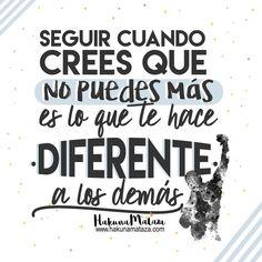 ¡Eres un crack! www.hakunamataza.com ··· #HakunaMataza #MotivaciónHakuna #Frases #TuPuedesConTodo #Regalos #Moivación