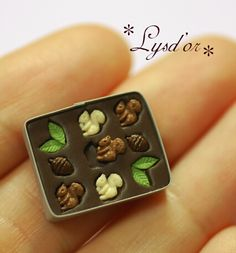 Nature chocolates