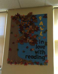 fall 2015 library display