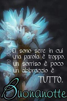 Buonanotte Good Night, Good Morning, Vignettes, Encouragement, Life Quotes, Advice, Happy, Fun, Luigi