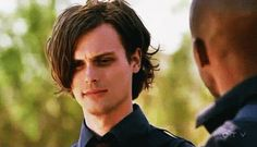 matthew gray gubler with long hair images Spencer Reid Criminal Minds, Dr Spencer Reid, Criminal Minds Cast, Matthew Gray Gubler, Matthew Grey, Jennifer Jareau, Intelligence Is Sexy, Lucky Girl, Celebs