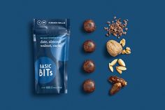 """Check out this @Behance project: """"Basic Bits Raw Snack Balls"""" https://www.behance.net/gallery/60699819/Basic-Bits-Raw-Snack-Balls"""