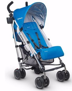 True to its name, the UPPAbaby G-LUXE is a luxurious ride for an umbrella stroller. The G-LUXE offers more seat padding than most umbrella strollers, reclines with one hand and has an adjustable footr