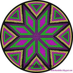 Elements of The Perfect - Dieses Muster habe ich mir mit dem Programm easybeadpatterns entworfen. Da ich j. Crochet Chart, Bead Crochet, Native Beading Patterns, Mochila Crochet, Tapestry Crochet Patterns, Tapestry Bag, Native American Beadwork, Crochet Purses, Loom Beading