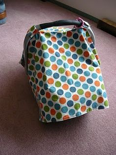 Another car seat cover