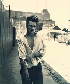 This charming man.#Morrissey