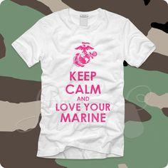 Keep Calm Collection - USMC, $21.00