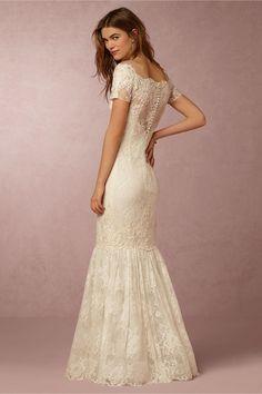 BHLDN Ephra Gown in  Bride Wedding Dresses at BHLDN