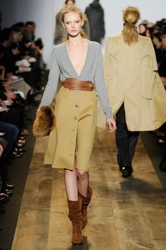 Michael Kors Collection Fall 2010 Ready-to-Wear Fashion Show - Frida Gustavsson