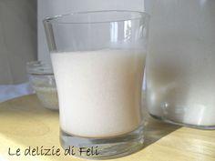"""Le delizie di Feli » Blog Archive » """"Latte"""" di grano saraceno"""
