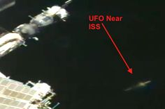 Space Station Sightings   UFO SIGHTINGS DAILY: UFO Disk Near International Space Station on Jan ...