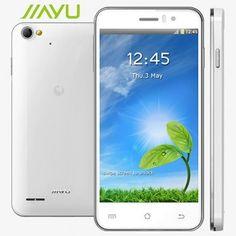 JIAYU G4 Advanced Smart Phone 2GB 32GB Android 4.2 MTK6589 Quad Core 4.7 Inch HD IPS Retina Screen 13MP Camera - White - Android Phones