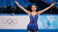 Japan's Mao Asada finished in a disappointing 16th place after the figure skating short program, but fought her way through the free program to place sixth overall at the Sochi Olympics. - See more at: http://www.nbcolympics.com/photos/mao-asadas-tearful-olympic-figure-skating-free-program?ctx=olympic-journey#sthash.1B5k1W3E.dpuf