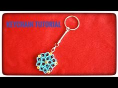 How to make paper quilling keychain at home - YouTube Quilling Keychains, Keychain Design, Paper Quilling, How To Make Paper, Drop Earrings, Personalized Items, Creative, Youtube, Jewelry