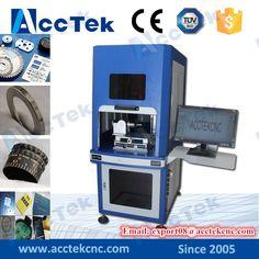 Full enclosed structure 30w fiber laser marking machine/ cheap cnc laser marker/ laser marking machine price #Affiliate