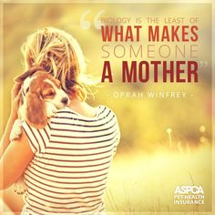 Wishing all you pet moms a furbulous Mother's Day!