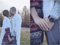 sesja narzeczeńska | plener narzeczeński | save the date | sesja jesienna | sesja zimowa | romantic session