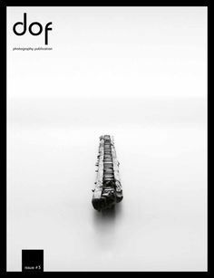 DOF magazine #3  DOF is an online photography magazine based on personal and inspirational references. It's a media format to gather and publish photography artists discovered in the lost hours of internet mind travelling.