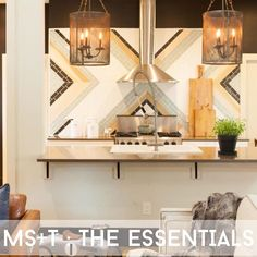 Ready to Remodel before the holidays?  Find out on our Blog how our Design Team can help you with a Backsplash like this one!  http://ift.tt/1xPXnoi #missionstonetile #kitchen #backsplash #theessentials #nashvilleinteriors #unique #tileaddiction #tile #blackpaint #livingspace #life #instagood #homedecor #interiordesign #lighting #classic #subways by missionstonetile
