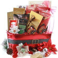 12 Days of Christmas Christmas Gift Bakset