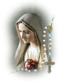Our Lady Of The Rosary Saying Happy Feast Day Power Prayer