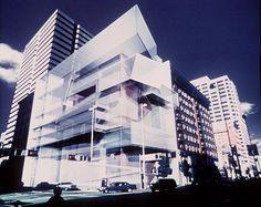 Rosenthal Center for Contemporary Arts Cincinnati Museum, Cincinnati Art, Zaha Hadid, Modern Materials, Urban Landscape, Art Museum, Contemporary Art, Graphics, Design