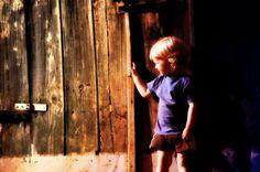 Mysterious place behind the primitive, vintage door - Photo Gallery Slawek Brodzicki at slawekbrodzicki.com