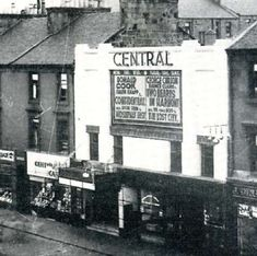 Grand Central, Main Street, Opened on March 1921 for Grand Central (Rutherglen) Ltd, to plans drawn up by S. Adams - an architect about whom nothing else appears to be known. Seating was provided for . Royal Charter, Elizabeth Berkley, Cinema Theatre, Glasgow Scotland, 14th Century, Archie, Main Street, Homeland, Old Photos
