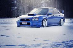 Dream winter car