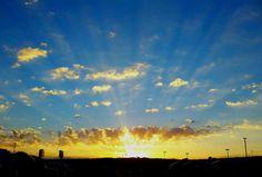 Barstow, CA Sunrise
