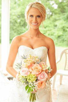The GORGEOUS bride!!