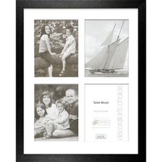 Timeless Frames Decorator's Choice Collage Four Photo Frame