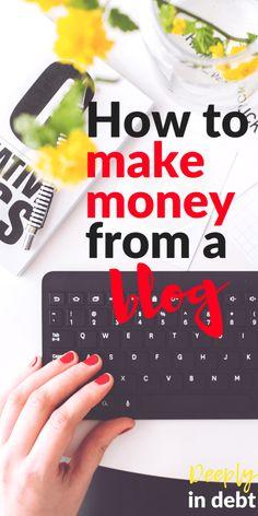 HOW TO MAKE MONEY FR