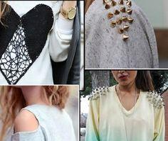 Confira 10 ideias para customização de moletom e customize suas roupas!