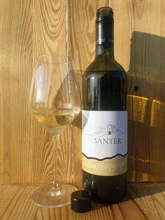 Vino bianco da uve Piwi di Muscaris. Leggi recensione al link Red Wine, Alcoholic Drinks, Bottle, Glass, Drinks, Drinkware, Flask, Corning Glass, Liquor Drinks