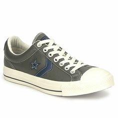Converse Star Player Ev Cuir sneakers - tennarit harmaat nahkaa myös 40 jäljellä 55,24 e