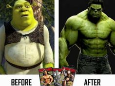 Totallylookslike.com: what the gym can do for you!