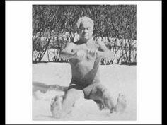 """Note from TeamMona: Enjoy nearly 4 minutes of gorgeously done mat work by Bluebird Pilates, Munich: ▶ """"Joe in the Snow"""" - Inspired by Joseph Pilates Outdoor Workouts - YouTube :-)"""