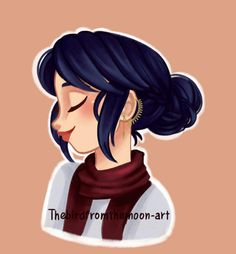 French girl/ 17/ Artist/ Like cartoons and potatoes/ Actually love Miraculous Ladybug and Steven...