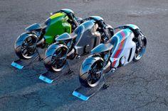 Lotus Motorcycle C-01 Road Ready