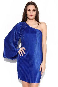 Tek Kollu Elbise | Modelleri ve Uygun Fiyat Avantajıyla | Modabenle