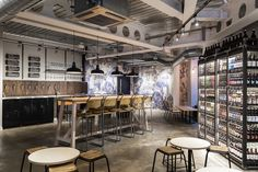 WAN INTERIORS:: Sourced Market by DesignLSM in London
